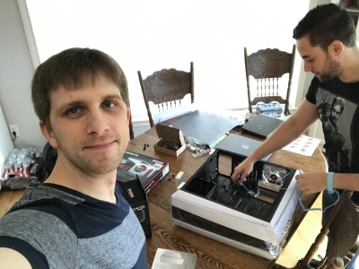 Building an Audio Computer